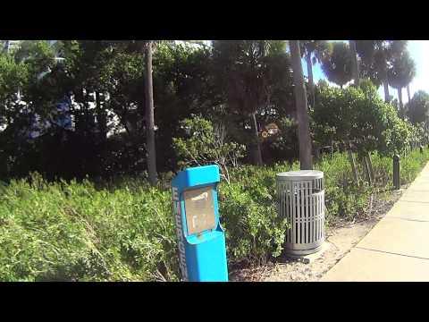 igualzinha as do BRASIL  Calçadas em Miami Florida Estados Unidos EUA