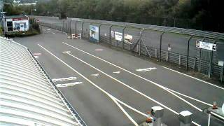 Nurburgring Gate Webcam Timelapse September 16, 2010