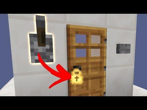 Как сделать дверь а майн
