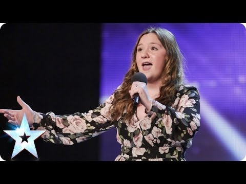 Simon Cowell Halts Singer Jodi Bird's Audition But She Fights Back | Britain's Got Talent 2014