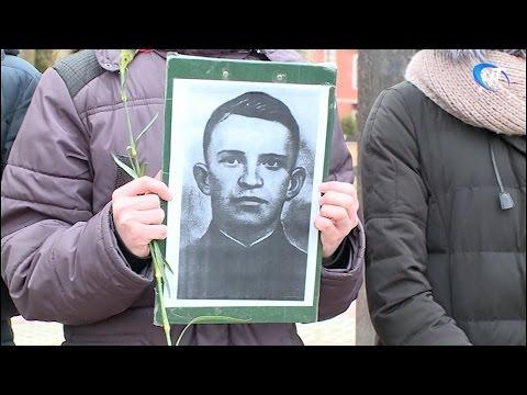 В Великом Новгороде отметили 100-летие со дня рождения Героя Советского Союза Александра Константиновича Панкратова