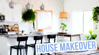 PINTEREST INSPIRED HOUSE MAKEOVER IS HAPPENING! by Aspyn + Parker