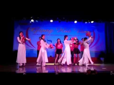 Sống Như Những Đóa Hoa- Team Vatel- Cuộc thi Giọng Hát Vàng 2015