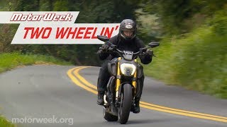 10. 2019 Ducati Diavel 1260S | MotorWeek Two Wheelin'