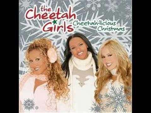 Tekst piosenki The Cheetah Girls - The Perfect Christmas po polsku