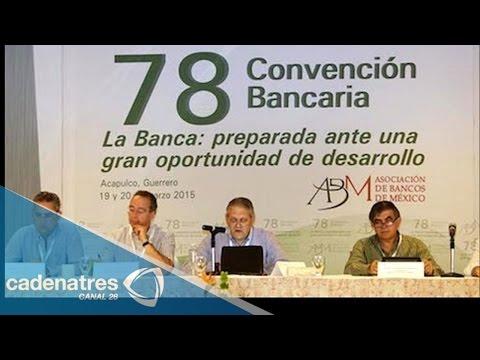 Inicia en Acapulco la 78 Convención Bancaria