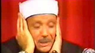 Tilawat-e-Quran - Qari Abd Al Basit Abd As Samad - Surah Nasr