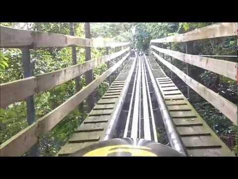 Jamaican Bobsled Ride