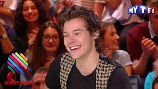 Video Harry Styles dans Quotidien : les fans étaient à fond ! - Quotidien du 27 Avril MP3, 3GP, MP4, WEBM, AVI, FLV Juni 2017