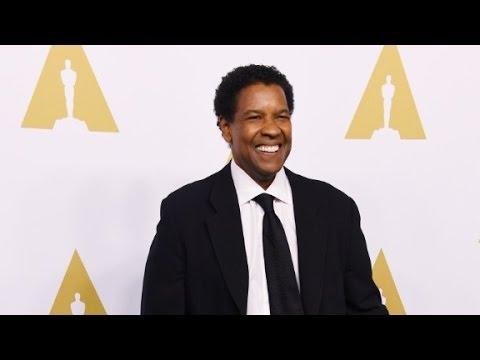 Denzel proud of 'Fences' Oscar nominations
