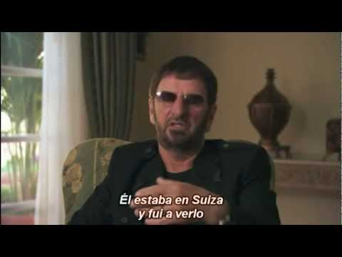 Ringo Starr llora al recordar a George Harrison