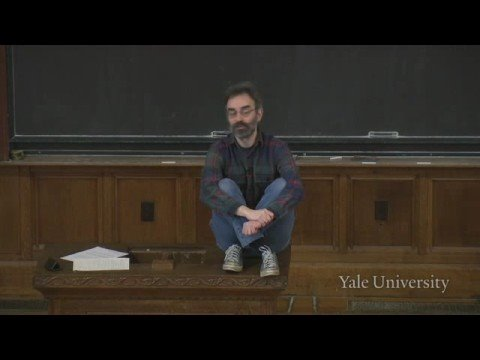 opencourseware yale physics Linsey told us about the open courseware consortium project where schools like mit, university of notre dame, tufts, and johns hopkins were offering course outlines, notes, audio and video recordings of their classes personally, i' ve been following professor lewin's physics i course at mit he's a bit of.