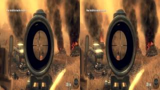 Call Of Duty: BLACK OPS 2 3D StereoScopic PC Gameplay - Playthrough  Part 1