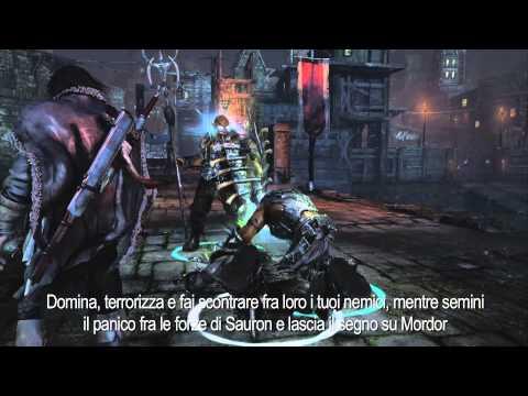 La Terra di Mezzo™: L'Ombra di Mordor™ – Lo Spirito – Gameplay Ufficiale Italiano