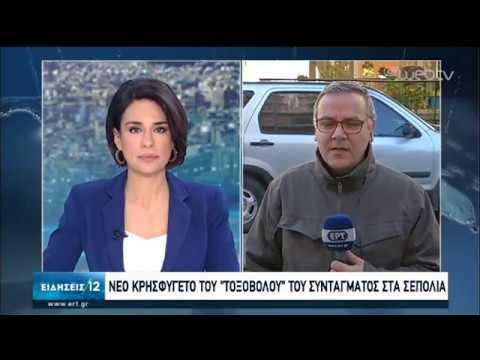 Νέο κρησφύγετο του «τοξοβόλου» στα Σεπόλια | 10/02/2020 | ΕΡΤ