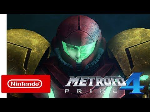 METROID PRIME 4  - TRAILER - Nintendo Switch