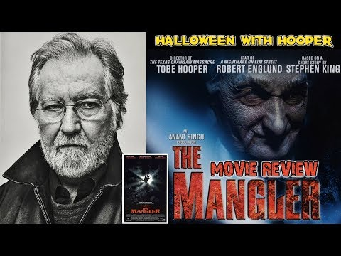 THE MANGLER (1995) - Movie Review