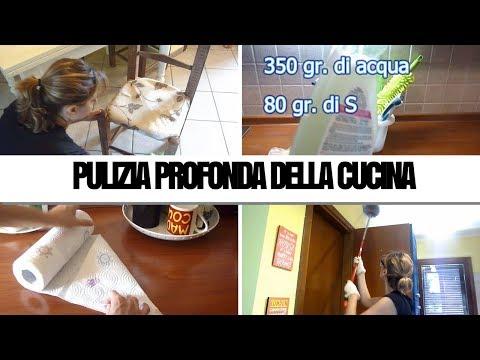 PULIAMO INSIEME LA CUCINA | La mia routine di pulizia profonda della cucina