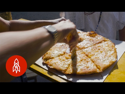 Pizza Falls from the Sky in Cuba