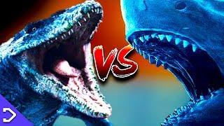 Video Megalodon VS Mosasaurus (3D ANIMATED FIGHT) MP3, 3GP, MP4, WEBM, AVI, FLV Februari 2019