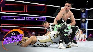 Nonton Gran Metalik vs. TJP: WWE 205 Live: Nov. 21, 2018 Film Subtitle Indonesia Streaming Movie Download