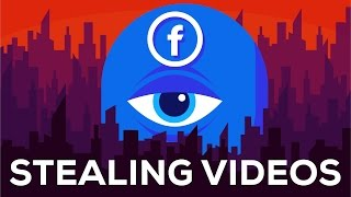 Facebook just announced 8 billion video views per day. This number is made out of lies, cheating and worst of all: theft. All of this ...