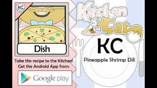 KC Pineapple Shrimp Dill YouTube video