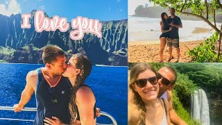 our honeymoon was so sweet. Kauai was beautiful and we have so many wonderful memories. thank you for coming along on our honeymoon with us! :)instagram: @cambriajoy  twitter: @breelovesbeauty  weekly inspiration sent to your inbox! http://www.cambriajoyexclusives.com/signup/