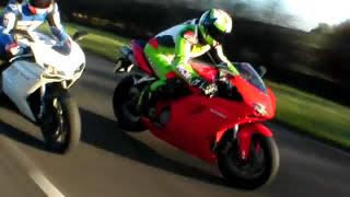 7. Ducati 1098 vs 848