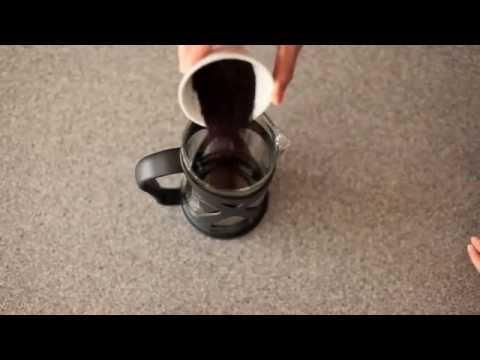 Kona French Press Coffee Maker Review