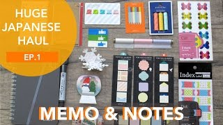 Firstly - thank you to the bf for spoiling me :)Here's the first episode of the massive japanese stationery haul series. To start this episode is related to organising type of stationery.. so sticky notes, notebooks, memos, envelope pads, markers.. basically anything you can use for studying, planners, notebooks and decorating too.For reference I've jotted down below the times the item is featured in the video, also here's where can purchase them online. Everything shown in these series are from Japan and was bought from Tokyu Hands, Ito-ya, Kinokuniya Bookstore, Daiso and the Mori Art Museum.Episode 2 Stationery & tools - https://youtu.be/h3cnLQ6r6doEpisode 3 Stickers & stamps - https://youtu.be/F1U5wDg66VIEpisode 4 & 5 Misc & Magazines - https://youtu.be/ZEkfuUGuNNs For more stationery here's my stationery lover's playlist: https://www.youtube.com/watch?v=J295Ojl6RWc&list=PLMBf80EQgSo2CFlPTLqo5BOLRJ7xiRPYOBlog post: http://www.spottedjournal.com/2016/12/japanese-stationery-gift-haul-review.html0:29 Glossy Car and Satin Index Labels by Midori-Car 24 pieces x 2 sheets -  -Satin 12 pieces x 1 sheet0:50 Secret Message Sticky notes by Midori20 sheets per pack0:53 Man w/ cup speaker 1:05 Kissing Couple1:18 Coco Fusen Card (Sticky Note) by Kanmido105 sheets total5 colours1:39 Neon Paper Clip Sticky Notes20 sheets x 3 styles1:53 Stationery, Sushi, Panda & Puppy One point markers by Premium Co. Ltd10 designs2:38 NU board - Canzay4 white board pages & 4 transparent pages3:39 Panda & Stationery bullet pointed To do List Markers by Mind Wave Inc45 Sheets3:56 Film Fusen + Refills (Pentone) by Kanmido210 sheets per roll4:48 Mini Slim Arrow Sticky Notes by Midori90 sheets in total5:17 Mini Shaped Sticky Notes (Writing Marker) by Midorinotepad, houses, stamps, speech bubbles15 sheets x 4 designs6:17 Vehicle Index Magnet Marker by Midori3 Magnets6:42 Piri-it Hand Sticky Notes (unknown)7:24 Drum Memo Pad by Kamiterior, Ku ru ru series 15 sheets x 1 design7:57 Christmas Memo Pad by 