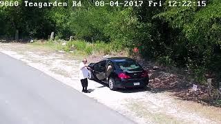 Zatrzymał auto tam gdzie nikt go nie widział! Mocna akcja starego dziada na przedmieściach!