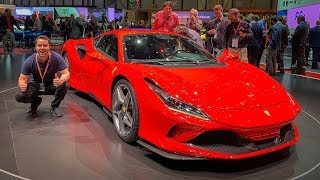 The 2020 Ferrari F8 Tributo! - A Pista For $300,000? by Vehicle Virgins