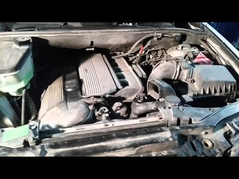 Стук в двигатели бмв