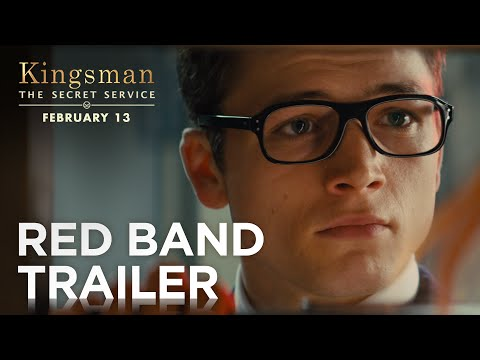 Kingsman: The Secret Service (Red Band Trailer)