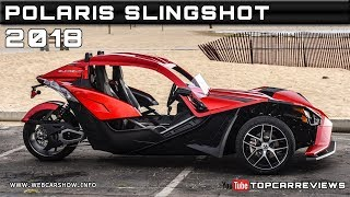 4. 2018 POLARIS SLINGSHOT Review Rendered Price Specs Release Date