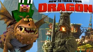 Video Minecraft - HOW TO TRAIN YOUR DRAGON 2 - [3] 'Building our Ships' MP3, 3GP, MP4, WEBM, AVI, FLV September 2018
