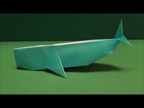 Sea Life Tutorial - 011 -- Whale