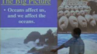 Blue Planet: Oceanography, Lec 1, E&S Sci 15, UCLA