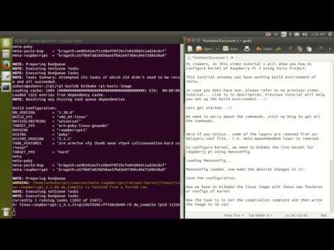Raspberry pi linux kernel source