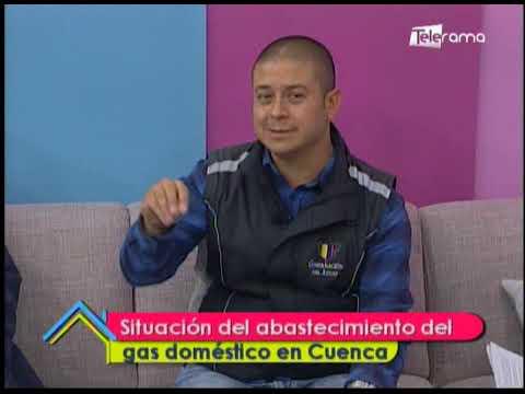 Situación del abastecimiento del gas doméstico en Cuenca