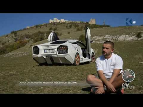 'Lamborghini' Made in Kosova krijohet në Gjilan