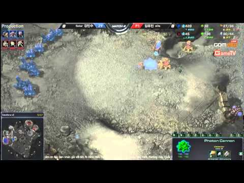 GSL Ro16 Group B Match 3 Rain vs Solar