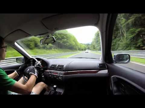 20150726 BMW E46 316ti Compact Aremberg-Adenauer Forst