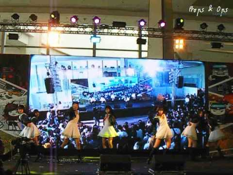 Thailand Comic Con Cosplay Performance Contest Team 03 – Wake Up, Girls!