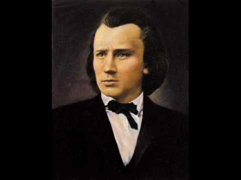 lullaby - Johannes Brahms - Op.49 No.4 Wiegenlied / Lullaby (original composition)