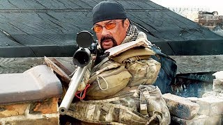Code of Honor (2016) Steven Seagal Sniper Scenes 1080p HD