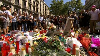 American among 14 killed in Spain terror attacks