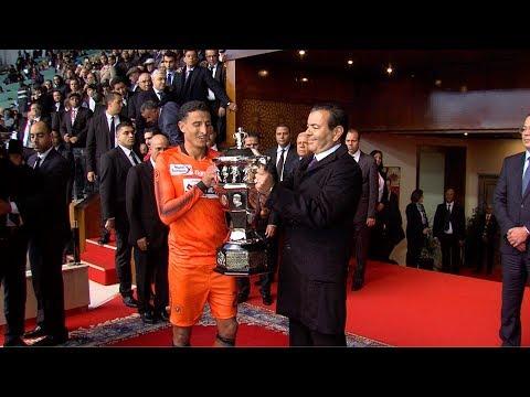 صاحب السمو الملكي الأمير مولاي رشيد يترأس نهائي كأس العرش لكرة القدم بين فريقي نهضة بركان ووداد فاس