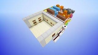 MineCraft MicroGame: Rock, Paper, Scissors